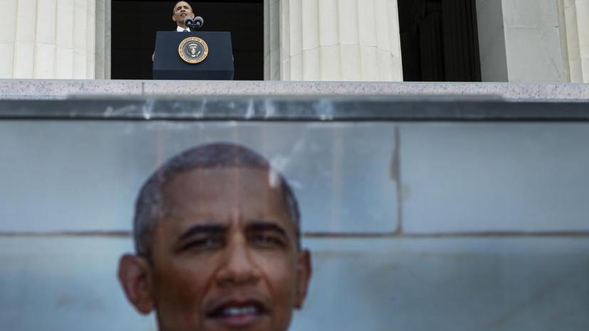Позиция однопартийцев может помешать осуществлению планов Обамы в Сирии