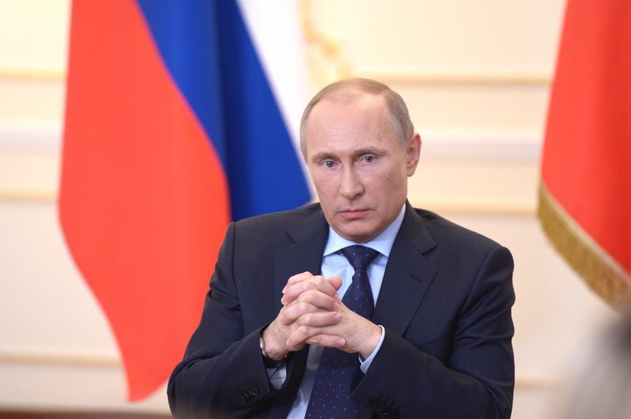 ВЦИОМ: Рейтинг одобрения работы Путина достиг максимума с 2012 года
