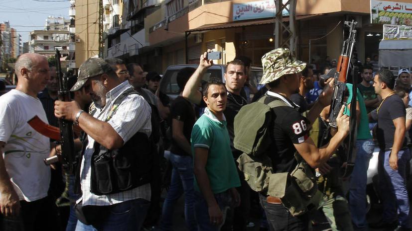 Бойцы «Хезболлы» пострадали от ядовитого газа под Дамаском