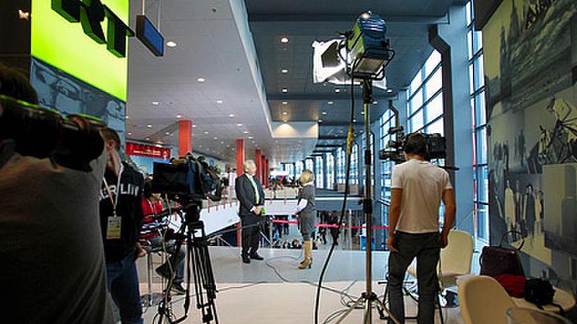 Сайт телеканала RT на арабском языке вошел в тройку лидеров в арабском мире