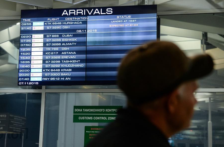 СМИ: Россия может распространить запрет на полёты на другие страны