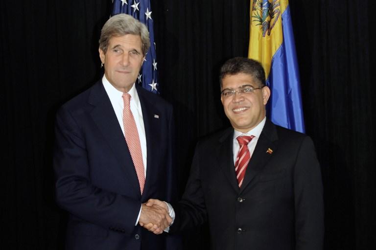 США и Венесуэла решили развивать конструктивный диалог