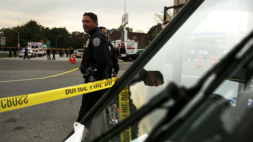 Детектив из Нью-Йорка застрелил безоружного водителя