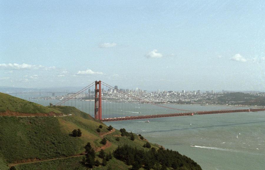 Знаменитый мост «Золотые ворота» в Сан-Франциско бьёт рекорды по числу самоубийц