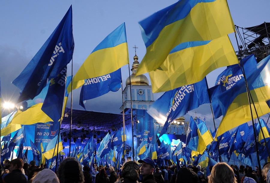 Представитель ЦИК Украины: Выборы президента будут считаться состоявшимися в любом случае
