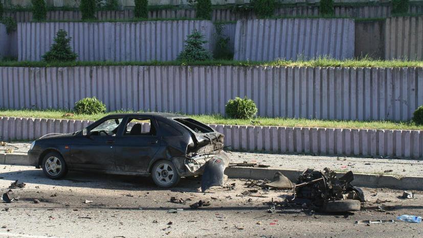 НАК: террорист, подорвавшийся на собственной бомбе в Махачкале, был причастен к теракту в Волгограде