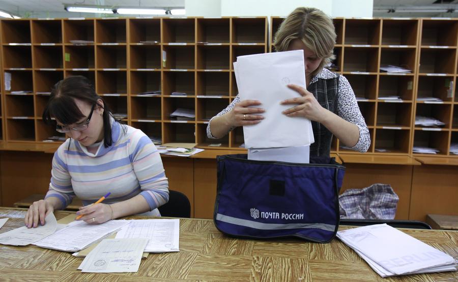 Почтальонам выдадут iPad, чтобы они научили пенсионеров пользоваться электронной почтой