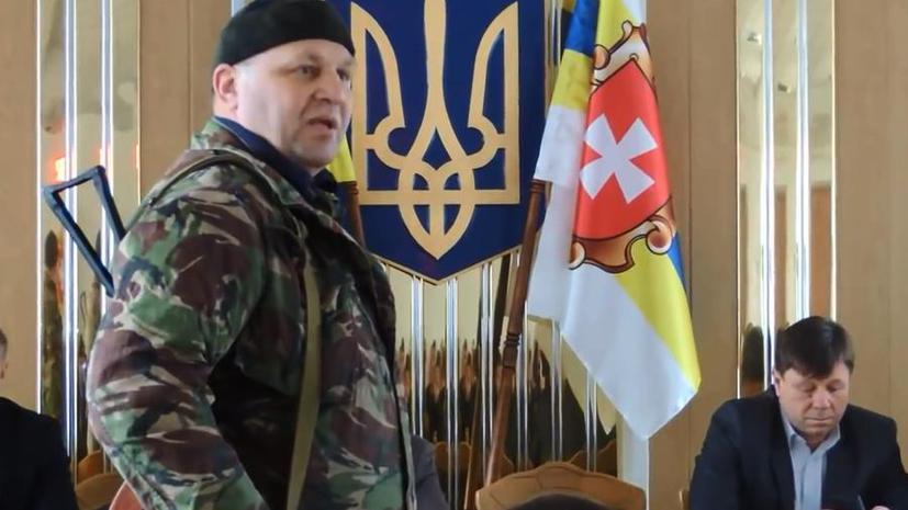 МВД Украины: экспертиза подтвердила, что Музычко убит пулей из его пистолета