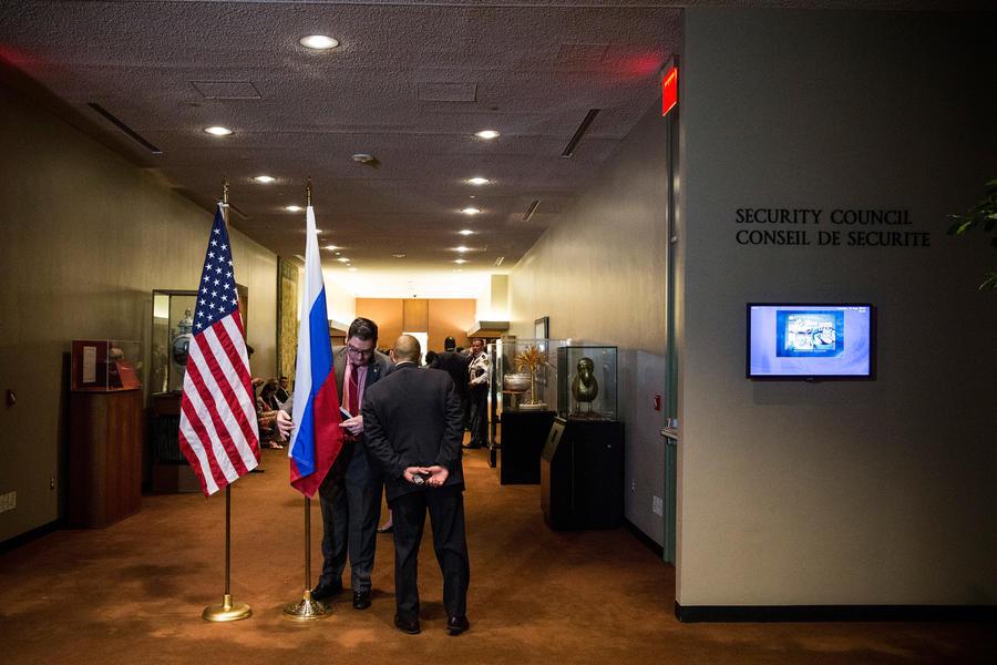 Опрос: Американцы поставили Россию на первое место среди врагов США