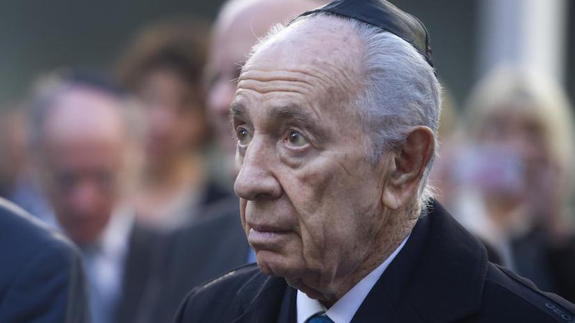 Шимон Перес: Израиль рассмотрит идею присоединения к ОЗХО