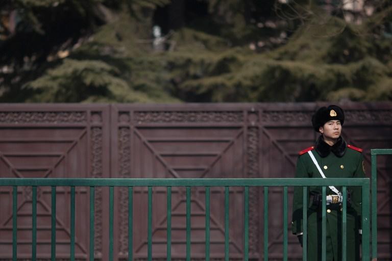 Видео, на котором китайские солдаты мучают новобранцев, спровоцировало скандал в стране