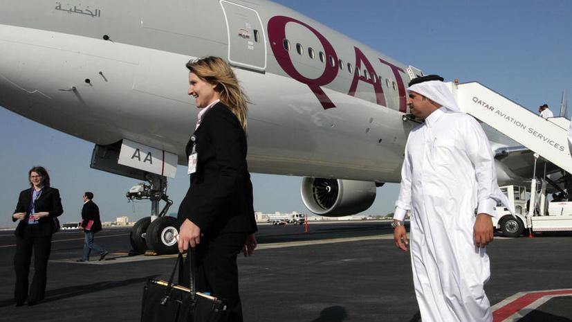 Аэропорт Дохи оснастят концепт-отелем, который будут подавать прямо к трапу самолета