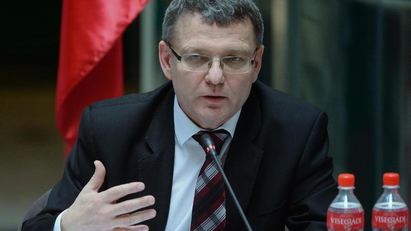 Глава МИД Чехии: Евросоюз может ввести санкции в отношении 20 россиян и жителей Крыма