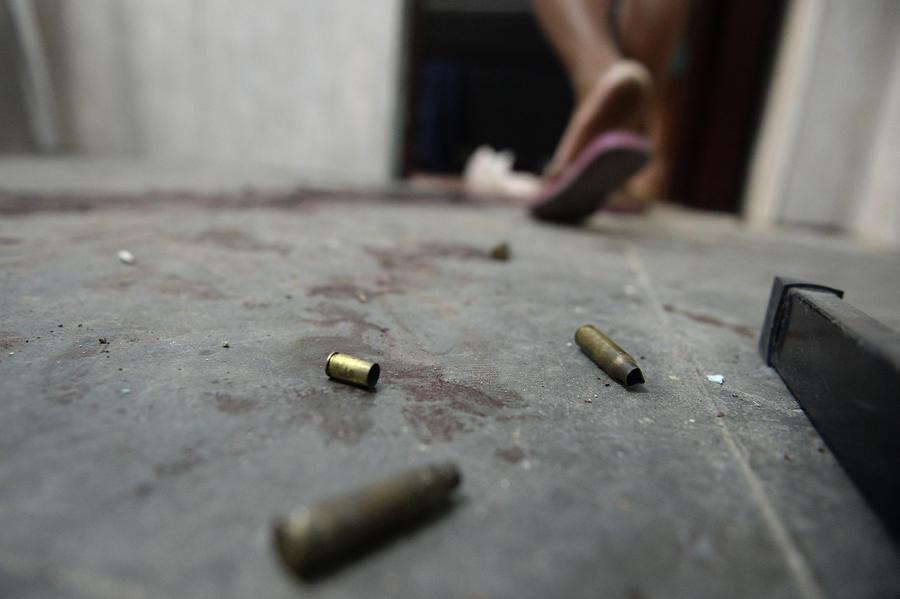 Исследование: за последние 30 лет в Бразилии были убиты более 1 млн человек