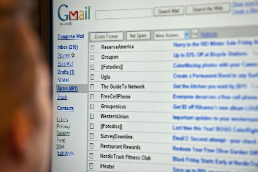 Google сканирует почту Gmail в рамках борьбы с педофилами