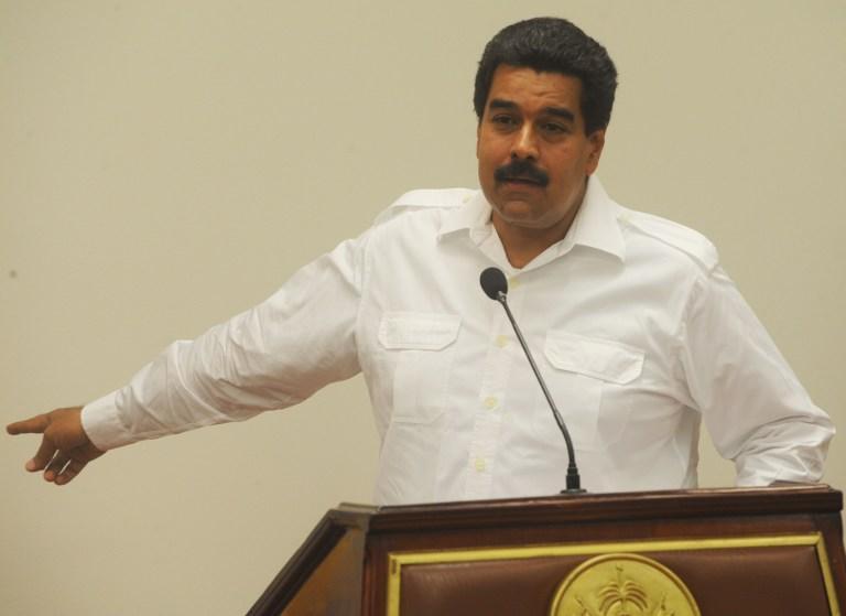 Президент Мадуро предложил Эдварду Сноудену «гуманитарное убежище»