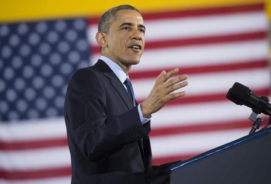 Барак Обама объявил об экономической блокаде Крыма