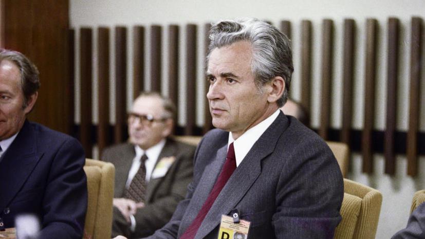 На 84-м году жизни скончался советский и российский дипломат Юрий Дубинин