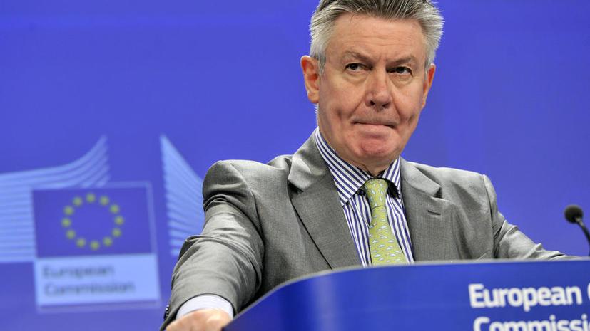 Комиссар ЕС по торговле: Сейчас не время для новых санкций против России
