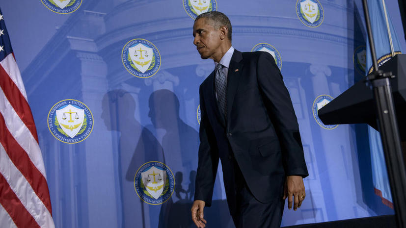 Американский конгрессмен сравнил Обаму с Гитлером