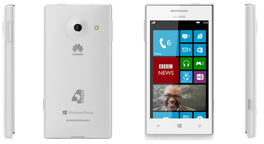 Microsoft выводит на рынок «африканский» смартфон