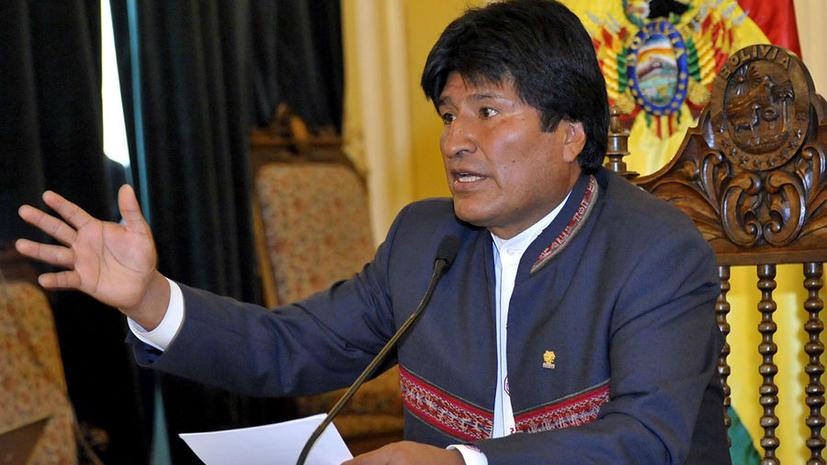 Бывшие президенты Боливии объединятся против Чили