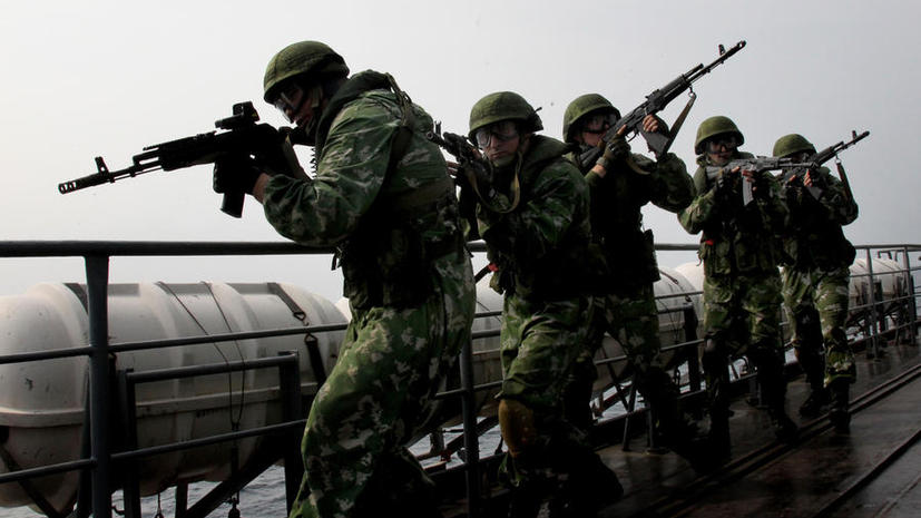В российской армии началась масштабная проверка боеготовности войск