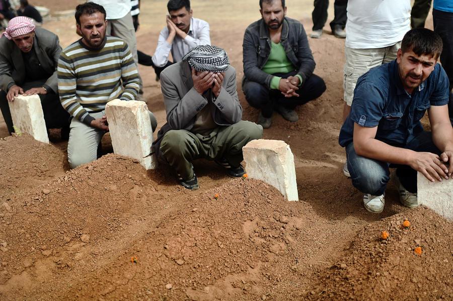 The Guardian: Боевики ИГ убивают журналистов не только из западных стран