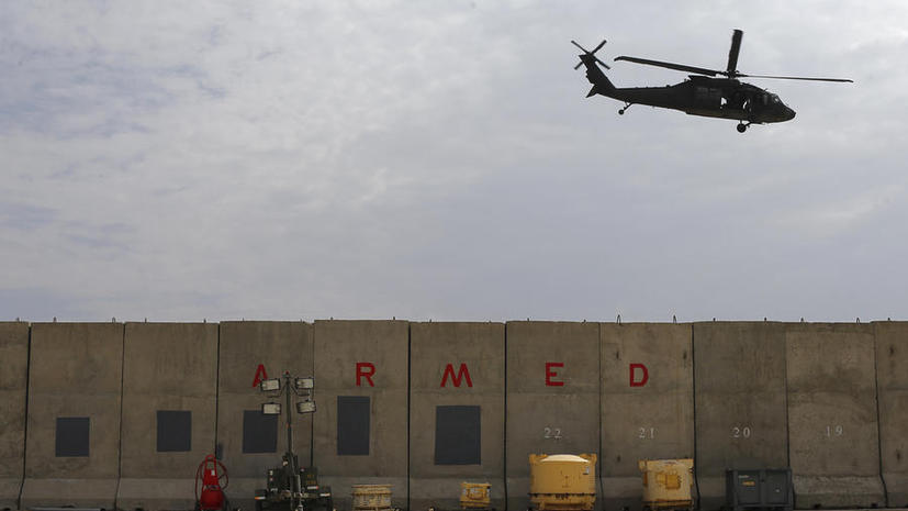 В крушении вертолёта в Англии погибли четыре сотрудника ВВС США