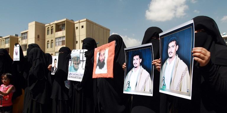 Йеменцы требуют освобождения узников Гуантанамо