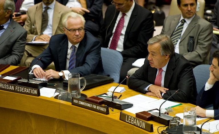 Россия представила в Совбезе ООН проект резолюции по конфликту в Газе