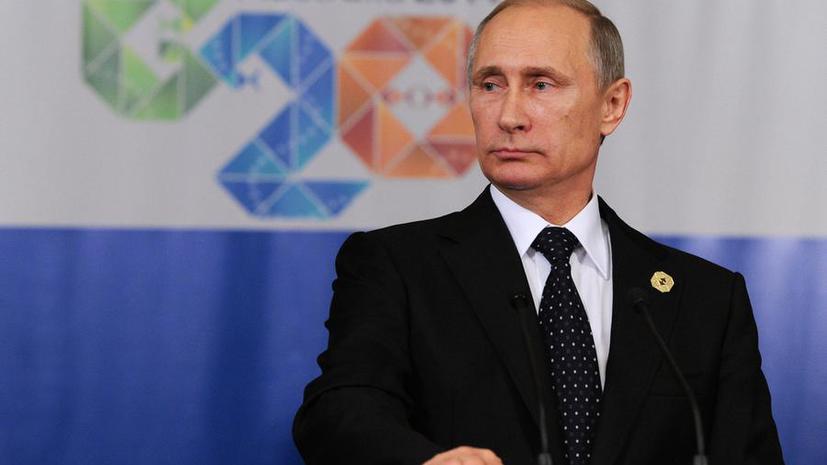 Британский политолог: Нравится это Западу или нет, но Путин — победитель