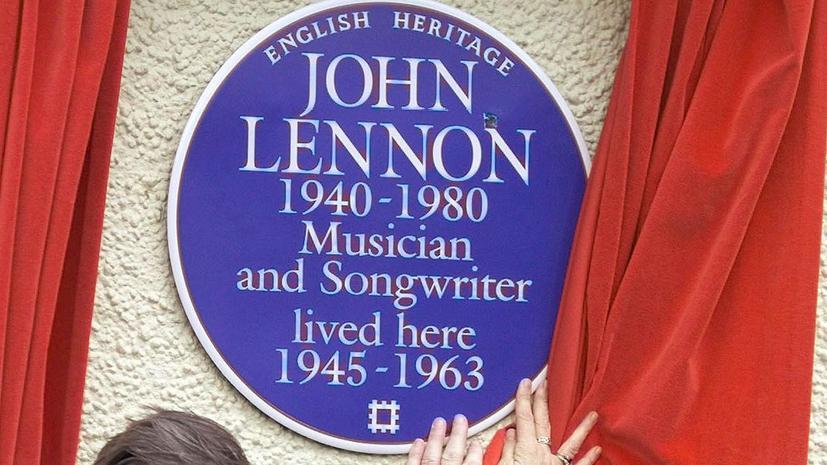 У Лондона не хватило денег на мемориальные таблички