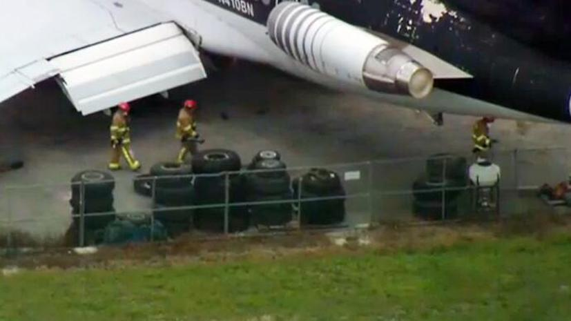 В аэропорту Майами обнаружен обеднённый уран