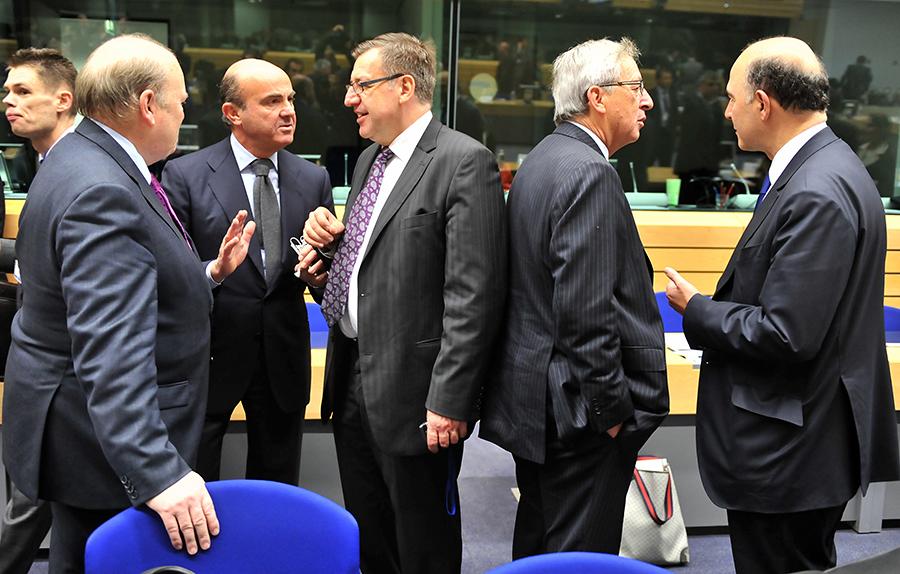 Министры финансов еврозоны одобрили выделение Греции €34 млрд