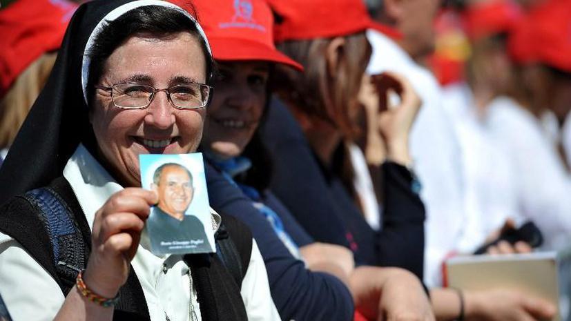 Ватикан объявил мучеником веры священника, убитого мафией 20 лет назад