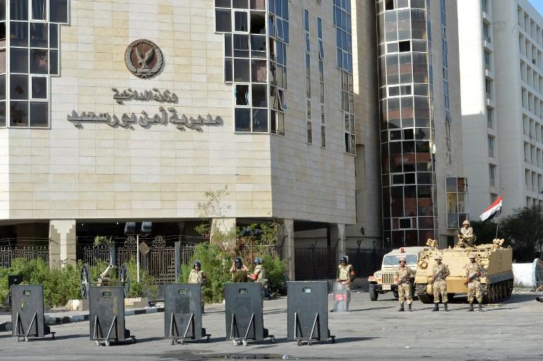 Глава Минюста Египта подал в отставку под давлением уличных протестов