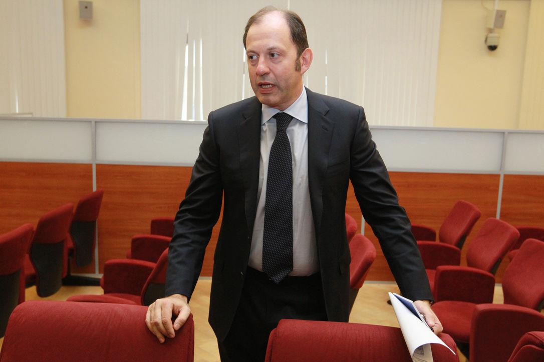 Полиция проводит обыски у Сергея Митволя