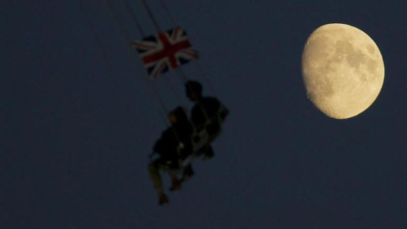 Британские учёные собирают в интернете деньги на полёт на Луну