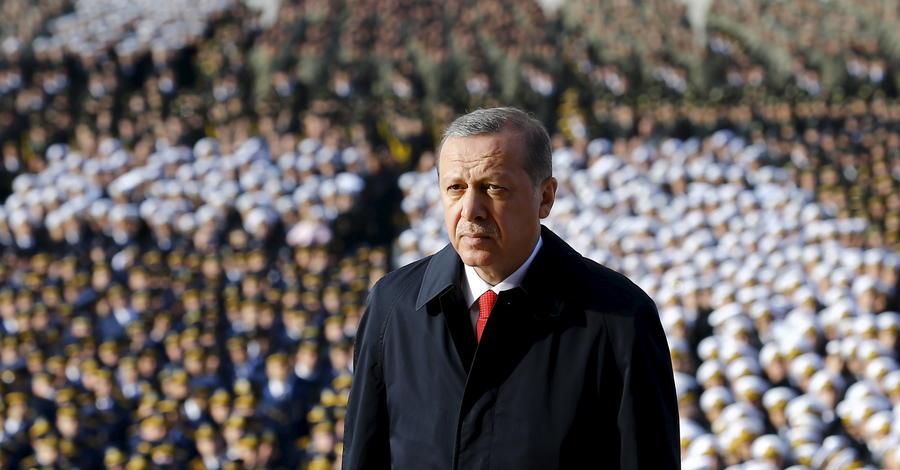 Агрессия как форма политической жизни Реджепа Тайипа Эрдогана