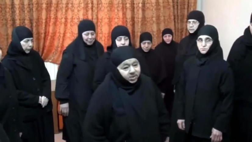 СМИ: Монахини из Маалюли отпущены боевиками в обмен на освобождение сирийскими властями группы оппозиционеров