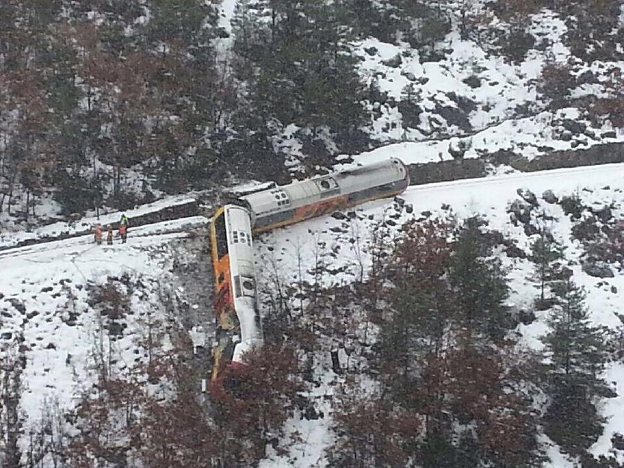 В результате крушения поезда во Франции погибла россиянка
