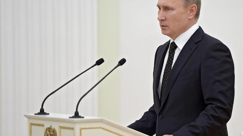 Западные СМИ: Владимир Путин обрушился на Турцию и США, а Украину забыл