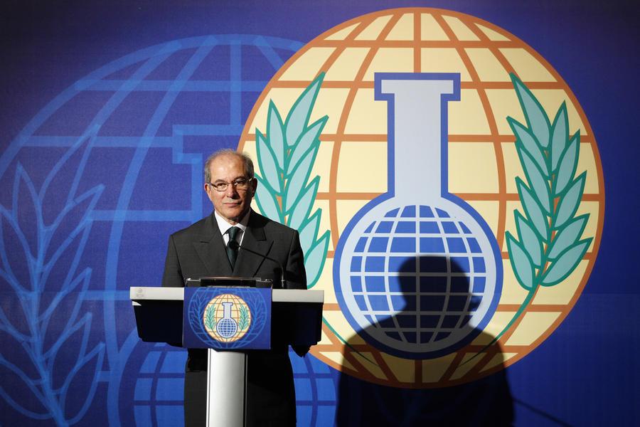 ОЗХО утвердила план ликвидации химоружия Сирии