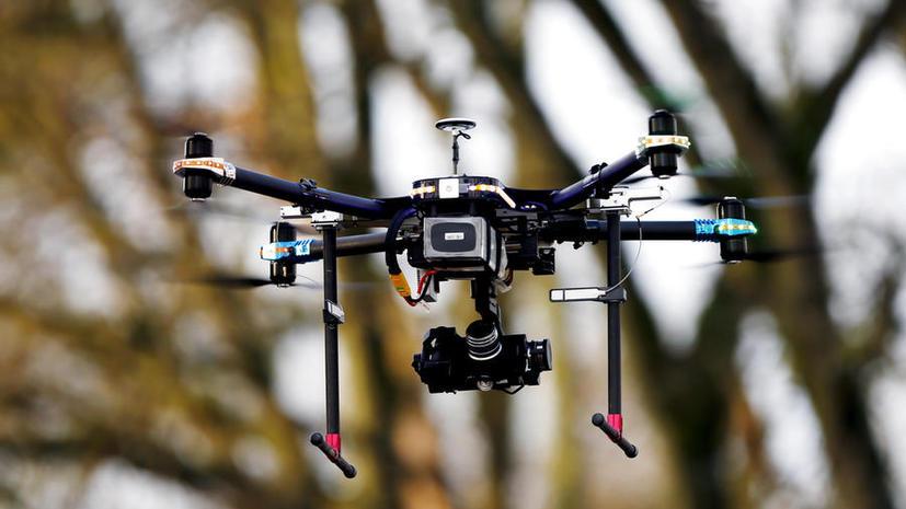 СМИ: Российской полиции предложили использовать в работе беспилотники и нательные камеры