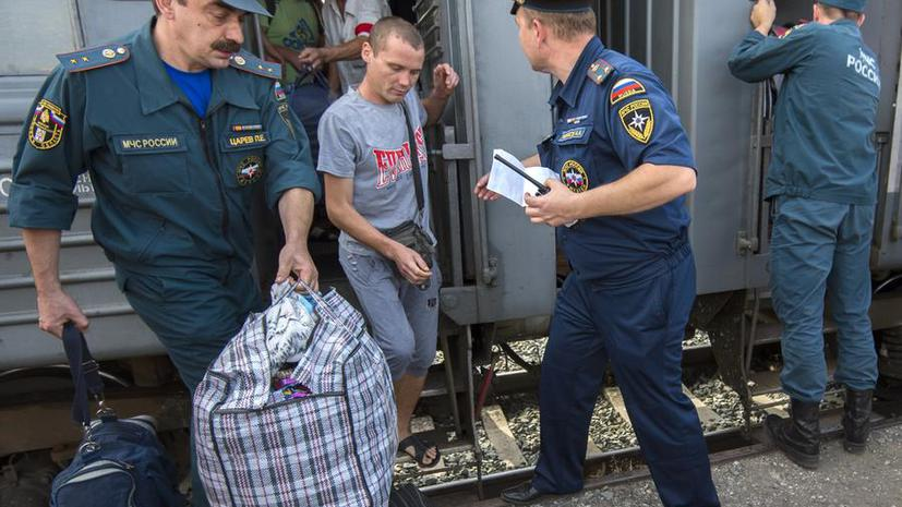 Украинцы призывного возраста получили право оставаться в РФ на срок свыше 90 дней