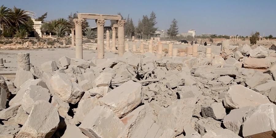 Учёные предложили защитить объекты культурного наследия от ИГ с помощью 3D-камер