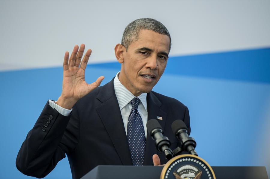Барак Обама: Мы готовы идти дальше в применении санкций против России