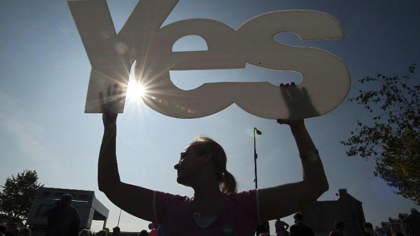 СМИ: Сезон референдумов – 2014 начался с Крыма