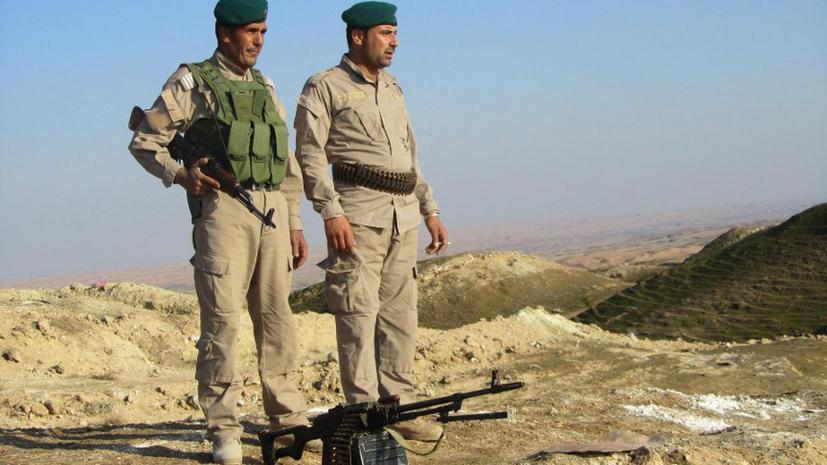 Сирийские курды объединились для борьбы с боевиками-исламистами